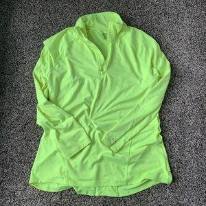 ❤️Ladies Large❤️Hi-Viz neon pullover